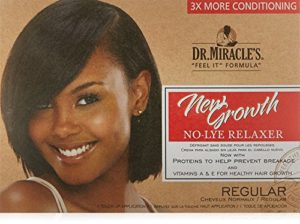 New Growth Relaxer Kit Regular