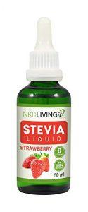 NKD Living Pure Stevia Gouttes liquides 50 ml