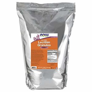 Now Foods Lecithin Gran Non-ge, 10-Pound by Now Foods