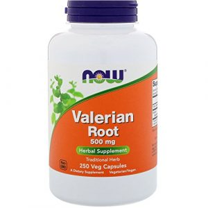 Now Foods, racine de valériane, 500 mg, 250 gélules végétales