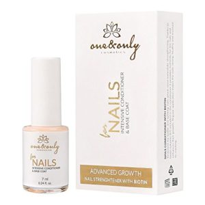 One&Only FOR NAILS Gel enlevant les cuticules/Сonditionneur pour les ongles avec biotine/Huile pour les cuticules et les ongles, (NAILS CONDITIONER WITH BIOTIN)