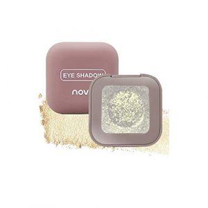 Onlyoily Fards à paupières – Glitter Palette de maquillage portable (03)