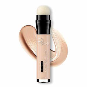 ONLYOILY Magique Stick Correcteur Fondation Maquillage Pleine Couverture Contour Visage Anti-cernes Crème Base Hydratant Primer