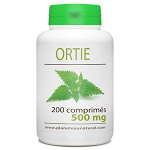 Ortie – 500 mg – 200 compimés