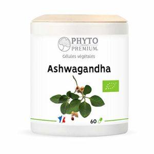 PHYTOPREMIUM Ashwaghanda Withania Somnifera Bio 375 mg