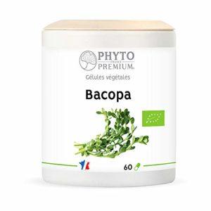 PHYTOPREMIUM Bacopa Monnieri Brahmi Bio 250 mg