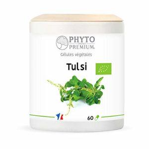 PHYTOPREMIUM Tulsi Ocimum Tenuiflorum/Sanctum Bio 275 mg