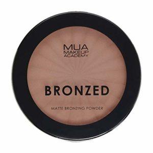 Poudre bronzante bronzante MUA