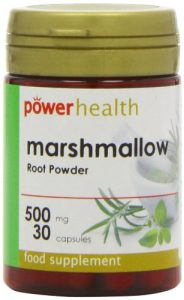 Power Health Marshmallow Root Powder 500mg – Pack of 30 Capsules