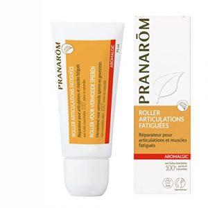 Pranarôm – Aromalgic – Roller Articulations Fatiguées – Apaise Articulations Et Muscles – Soulagement Rapide – 75 ml
