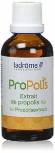 Propolis – Extraits de Propolis Goutte Pour Défenses Immunitaires Bio – 50 ml