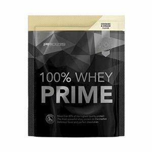 Prozis Sachet 100% Whey Prime 2.0 25 g Cookies et Crème
