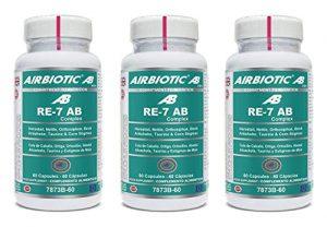 RE-7 AB Complex 60 capsules (Pack 3 u.)