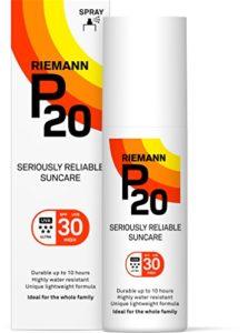 Riemann P20 Écran solaire SPF30 100ml