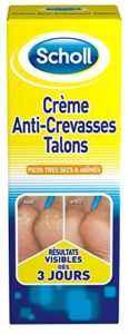 Scholl Traitement Anti-Crevasses Talons 60 ml