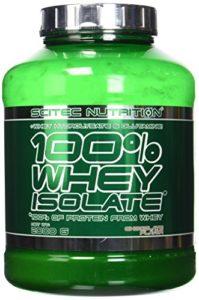 Scitec Nutrition Whey Isolate Protéine chocolate AF 2000gr
