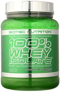 Scitec Nutrition Whey Isolate protéine choco-noisette 700 g