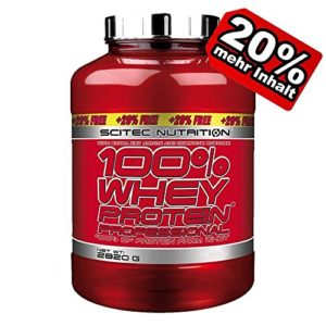 Scitec Nutrition Whey Protein Professional Vanilla 2820g (D)
