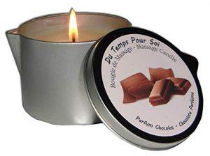 Storepil – Bougie de massage CHOCOLAT – 150 g