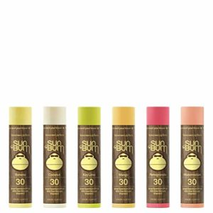 Sun Bum Lip Balm SPF 30+ Variety Pack by Sun Bum