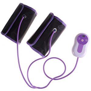 SUPVOX Luftkompressionsmassagegerät mit Wärmeluftkompressionsfuß Wadenwickel Beinmassagegerät Zur Muskelentspannung