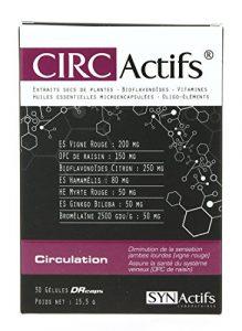 SYNACTIFS CIRC Actifs – Circulation – 30 gélules