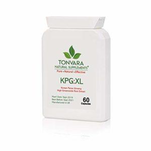 Tonvara KPG:XL Coréen Panax Ginseng Pure Extrait de racine