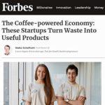 UpCircle Gommage visage au café – mélange à base de plantes