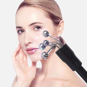 V visage formage instrument de beauté, fascia instrument tirant compact, micro-courant lifting, massage facial multi-fonctions
