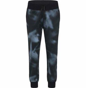 Venice Beach Mariel DAOH Pantalon 7/8 Loose AOP Ombre Texture Black XS AOP Ombre Texture Noire