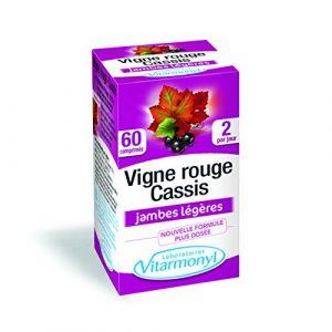 VITARMONYL Vigne Rouge Cassis 60 Comprimés