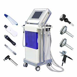 Wenhu Machines Visage d'oxygène pour Hydra Skin Rejuvenation résultat Hydro Nettoyage en Profondeur Hydra Cristal Machine