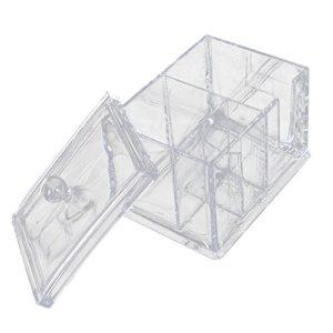 Wicemoon Boîte de Rangement Cosmétique en Acrylique pour Rouge à Lèvres / Pinceaux Organisateur Cosmétique / Tour de Rangement