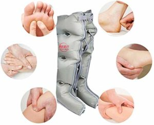 WYBD.Y Bonne qualité Pneumatique Jambe Massager Pétrisseur Automatique Instrument de Massage des Pieds Air Wave Pression Physiothérapie Machine de pédicure, 1