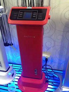 2017 hot vente asie cheveux perm machine numérique, phantom deluxe edition, bigoudi, cheveux roller, salon equitment, couleur rouge