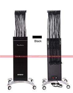2017 nouvelle télécommande cheveux couleur noire perm machine, version avancée
