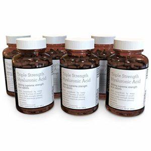 Acide Hyaluronique 300 mg x 1080 comprimés (3 ans de stock). Acide Hyaluronique Triple Force. 300% plus fort que les autres comprimés de HLA