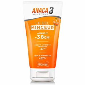Anaca 3 Cosmétique le Gel Minceur 150ml