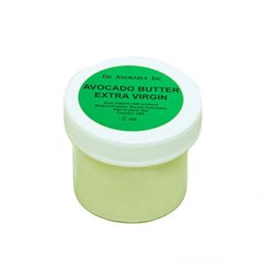 Avocado Butter Extra Virgin Unrefined By Dr.Adorable Pure Raw 2 Oz