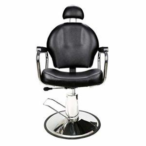 Baberpub Fauteuil Télécommande Coiffure Coiffeur Création Fauteuil de coiffeur hydraulique Chaise