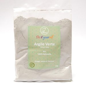 BALLA – Argile verte en poudre Bio 100g