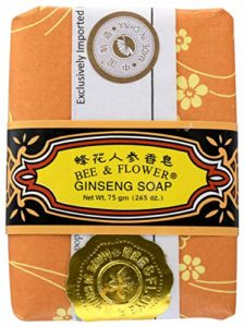 Bee & Flower Soaps Ginseng Soap (12×2.65oz )
