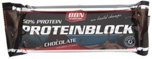 Best Body Nutrition Barre Nutritive Hardcore Protéine Block 15x90g barre Chocolat