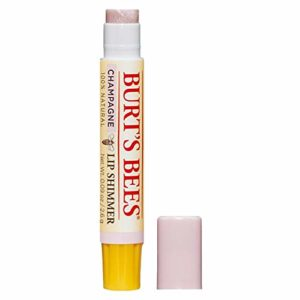 Burt's Bees – Brillant à Lèvres Scintillant Champagne