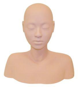Celebrity Tête de massage (Lisa) pour apprentissage/entraînement