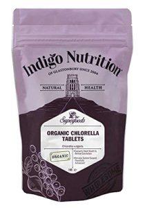 Chlorelle Bio en comprimés – 100 comprimés (Certifiée Biologique)
