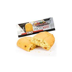 Ciao Carb – PROTOMAX Biscuit sablé pêche hyperprotéiné Ciao Carb