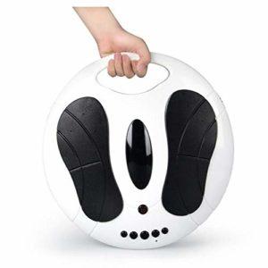 CWW Pied Masseur Acupuncture Point Pied Stimulation Pied Massage Foot Massage Électrique Thérapie Acupuncture Chauffage