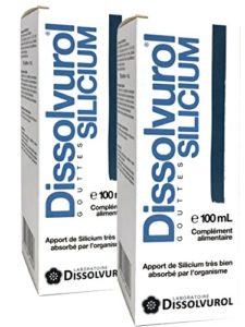 Dissolvurol gouttes grand format – Lot de 2 x 100 ml