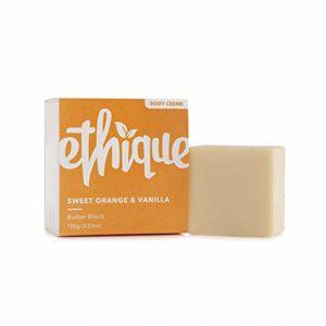 Ethique Orange Douce & Vanille – Beurre Bloc 1 ch